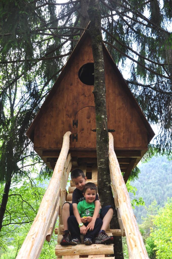 Posti speciali around family blog - Casa sugli alberi ...