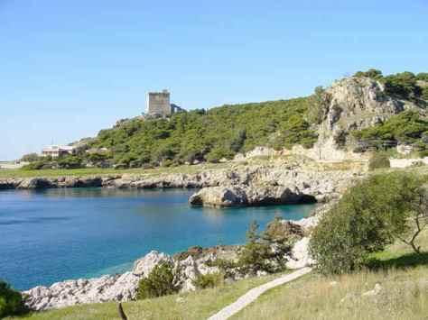 7 spiaggia Porto Selvaggi-www.salento.it