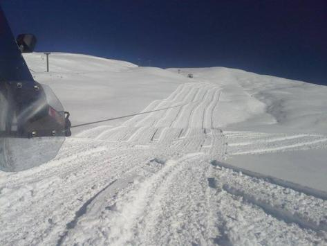 neve pontechianale-crissolo