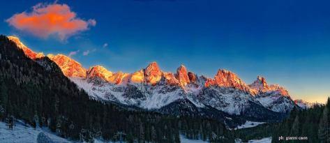 San Martino di Castrozza, Dolomiti
