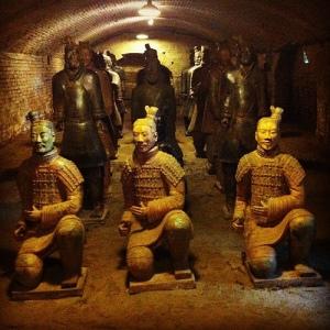 guerrieri di xian