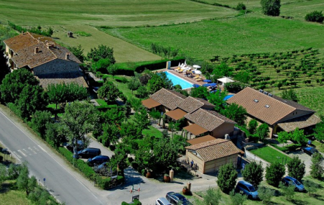 Agriturismo Vacanze Ideali-Tenuta Badia, Paciano (PG)
