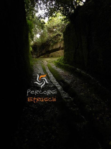 percorsi etruschi - pitigliano