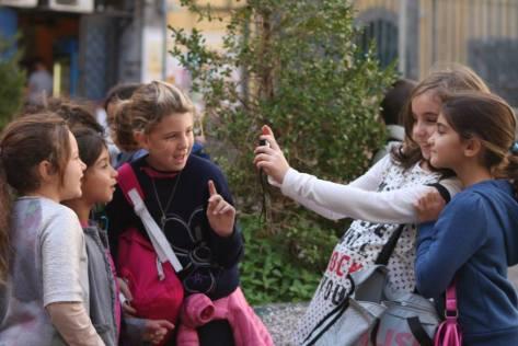 Napoli con amici: visitare la città con le guide di Arteteca at work
