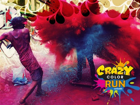 crazi color run corinaldo ancona