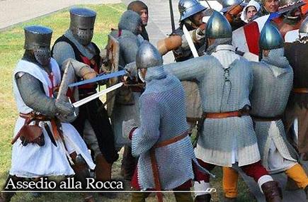 Assedio alla Rocca alla notte delle Catapulte infuocate