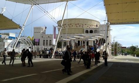 Padiglione Qatar all'Expo 2015