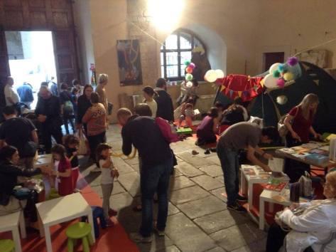 Rieti città dei bambini - laboratori montessori