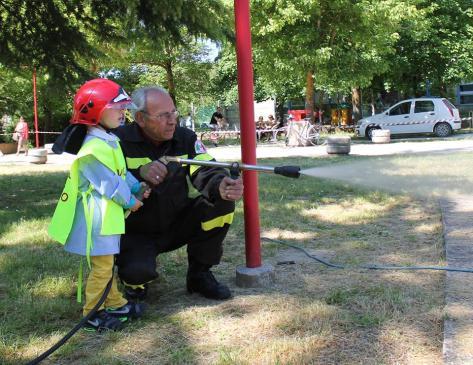 Pompieropoli a Rieti