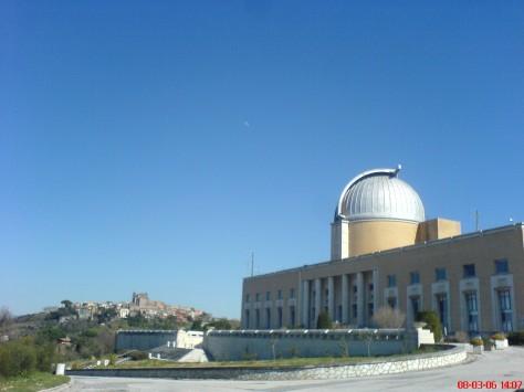 Rome_Astronomical_Observatory monte porzio catone