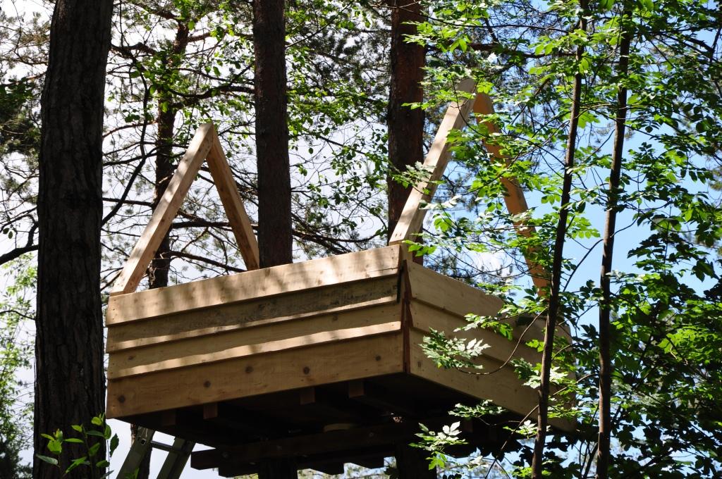 Progetto casa sull albero per bambini - Casa sull albero per bambini ...