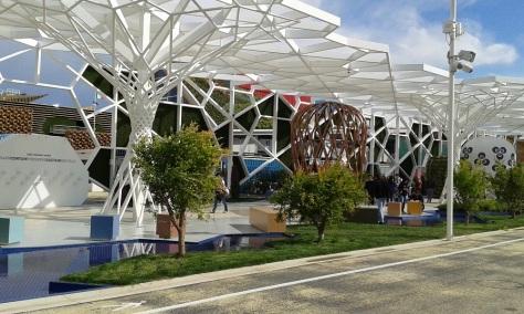 Padiglione Turchia all'Expo 2015