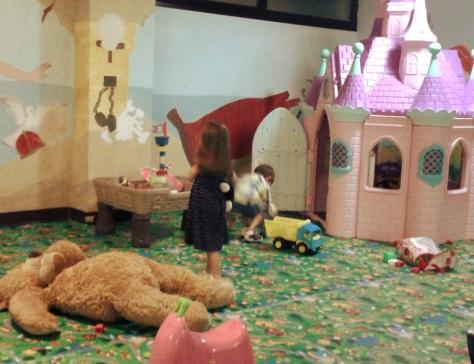 Area giochi bambini -Costa dei pini- Pinarella di Cervia