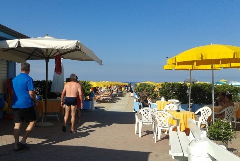 Bagno 75-Costa dei pini- Pinarella di Cervia