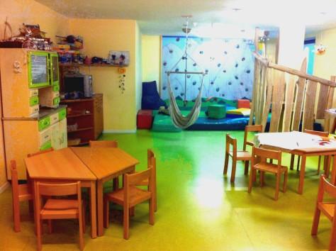 area giochi-Hotel Gutemberg-Schenna