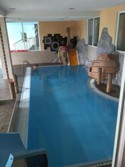 piscina- Hotel Gutemberg- Schenna