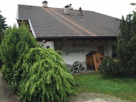 Residence dell'Hotel Gutemberg- Schenna