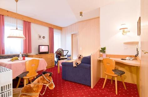 Soggiorno residence-Hotel Gutemberg- Schenna
