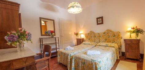 Appartamento Orvieto dell'agriturismo Castello di Santa Cristina.