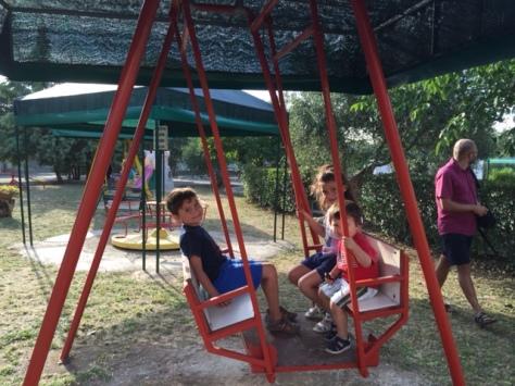 Parco Giochi, Noci, Puglia