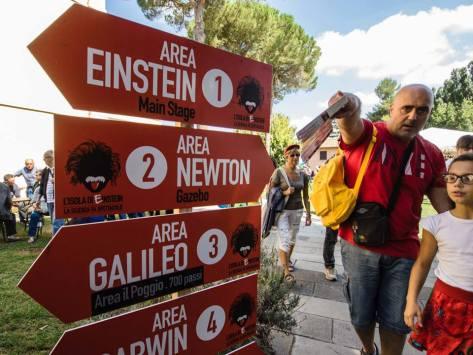 Isola di Einstein, lago trasimeno, umbria. Tre giorni di scienza divertente.