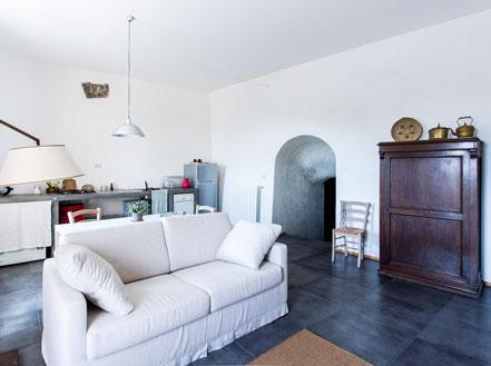 Appartamento Le Mura a Latera (VT)