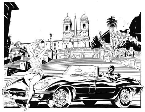 Romics, rassegna internazionale sul fumetto, giochi, cinema, animazione.