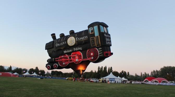 Ferrara Balloons Festival 2017. Queste pazze, pazze, pazze mongolfiere