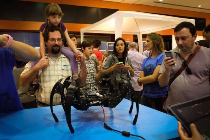 I creativi di domani si incontrano alla Maker Faire Rome