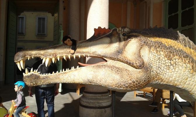 Spinosaurus, il gigante perduto del Cretaceo (che ri-trovate a Milano)