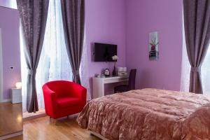 BeBbevilacqua-bed-roma-santa-croce - Dormire a Roma con i bambini