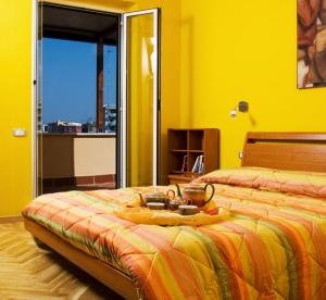 BeB-Orlando innamorato-Dormire a Roma coi bambini