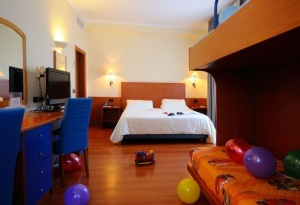 BW Globus hotel-dormire a Roma con i bambini
