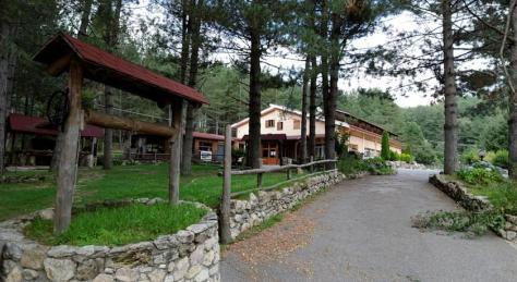 8 boschi in cui perdersi. Calabria, parco Hotel Il Granaro