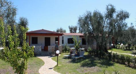 8 boschi in cui perdersi. Puglia, Countryhouse I Tesori del Sud