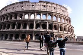 A Roma coi bambini