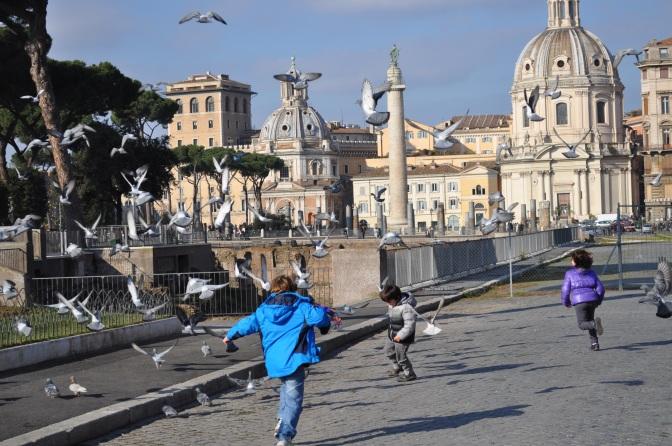 A Roma con i bambini: dove dormire e cosa vedere per un perfetto weekend family