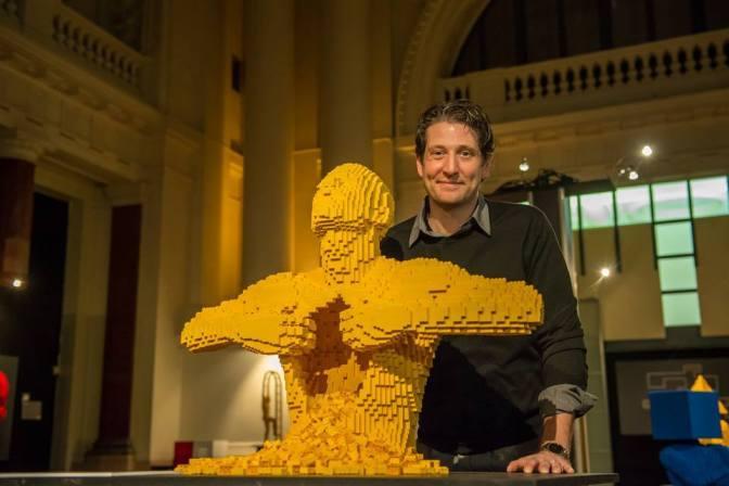 Il senso di Nathan per i Lego