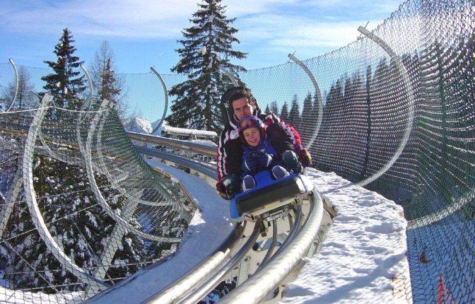 Settimana for kids sulle Dolomiti