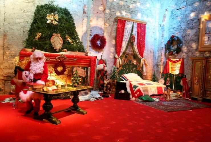 Parco Di Babbo Natale.Villaggio Di Babbo Natale Around Family Blog