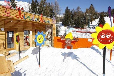 Settimana bianca family a Predazzo, Val di Fiemme, Dolomiti, Trentino Alto Adige. Ludoteca Tana degli gnomi