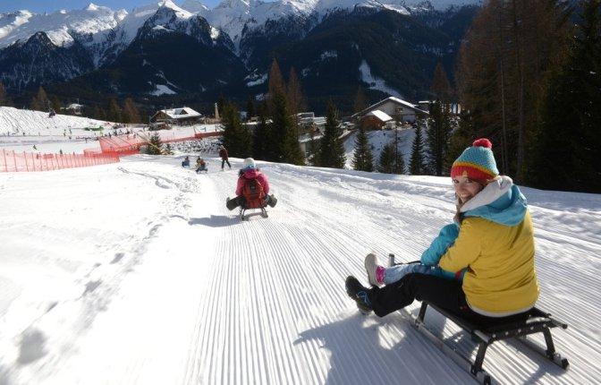 Sciare si, sciare no: La Val di Fiemme e il family hotel gestito da cinque mamme