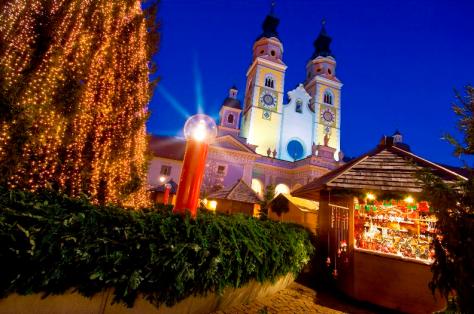 Bressanone Mercatino di Natale.