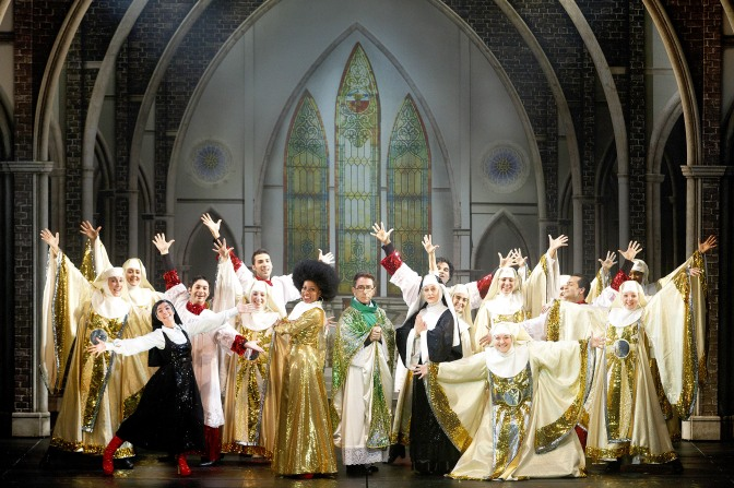 Sister Act, il Musical andateci coi bambini!