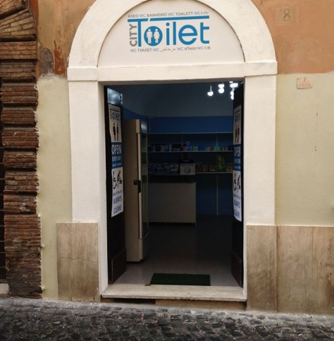 City Toilet a Roma-AroundFamily