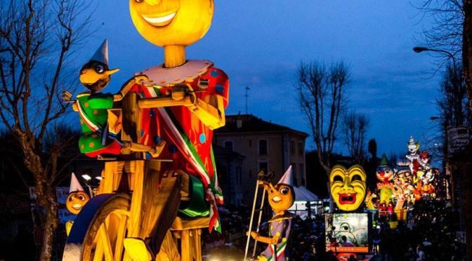 Carnevale di Fano, i bambini ne fanno di tutti i colori