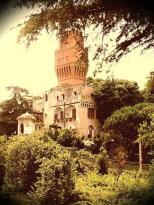 La torre di Ro BB Napoli - esterno giardino