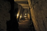 La Galleria Borbonica. Un percorso nel sottosuolo di Napoli.