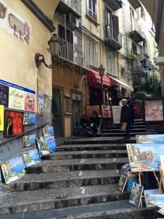 Vicoletto Sant'Arpino a Chiaia