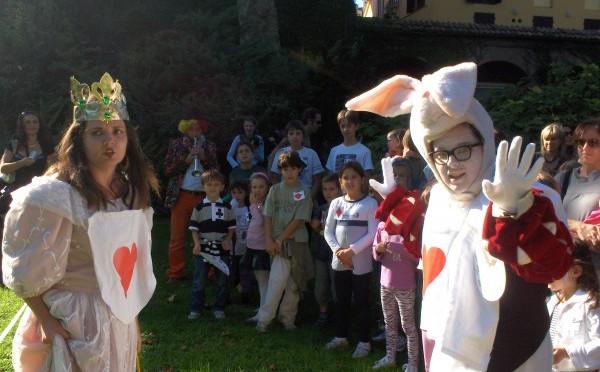 Pasqua con Alice nella Rocca delle meraviglie